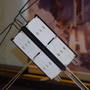 1:1 Modell des Kleinsatelltien PEGASUS © FH Wiener Neustadt