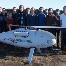 Guided Tour Schiebel