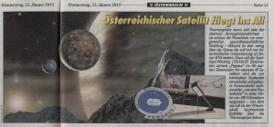 Kronen Zeitung 22-01.2015
