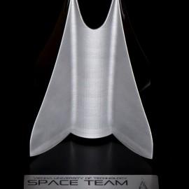 Erste 3D-gedruckte Aluminium Fincan!