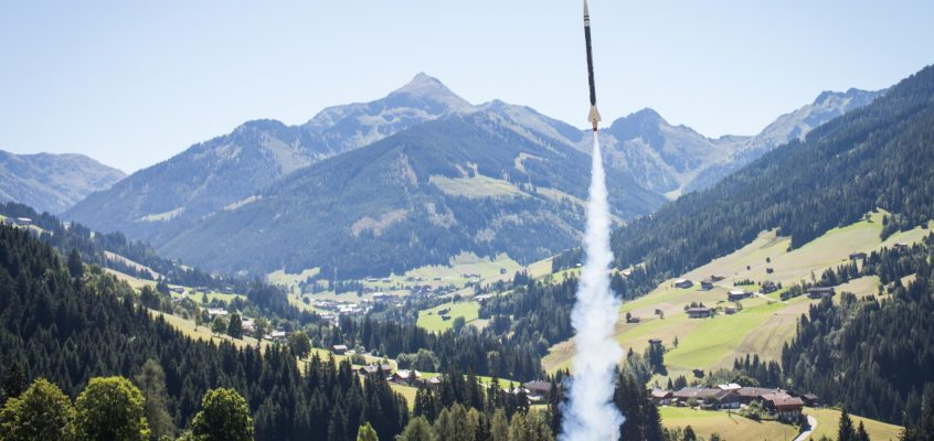 TU Wien Space Team beim European Forum Alpbach