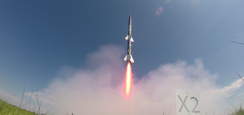 Launch of STR06A