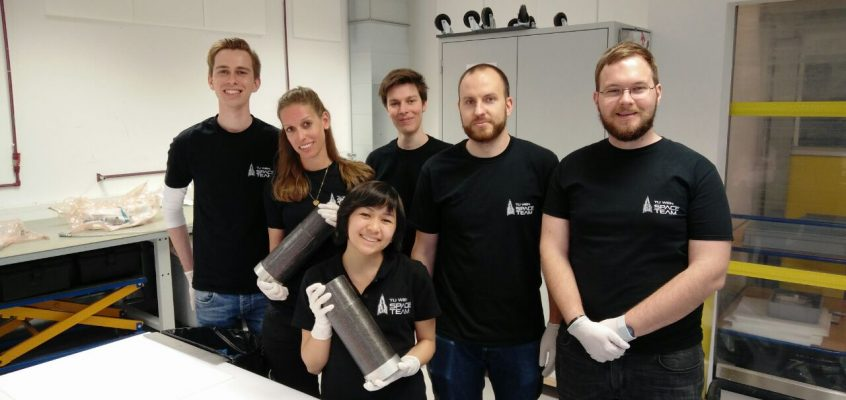 Space Team bei Peak Technology