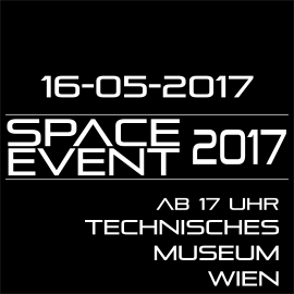 Space Event 2017 in the Technisches Museum Wien