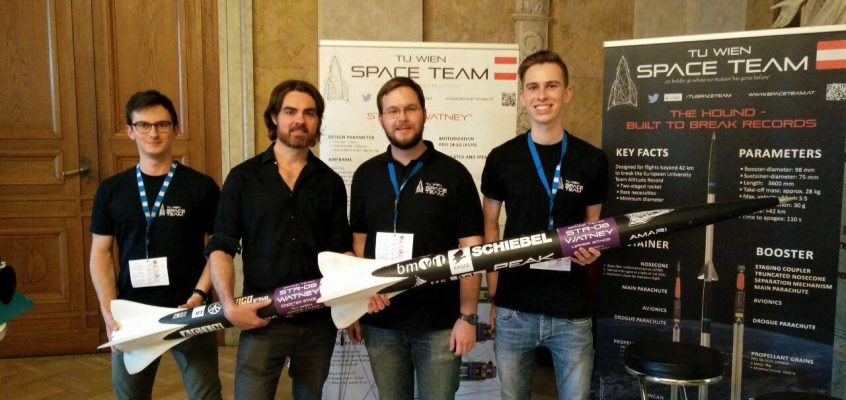 TU Wien Space Team at TEDxTUWien