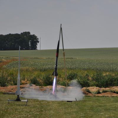 STR04 Launch