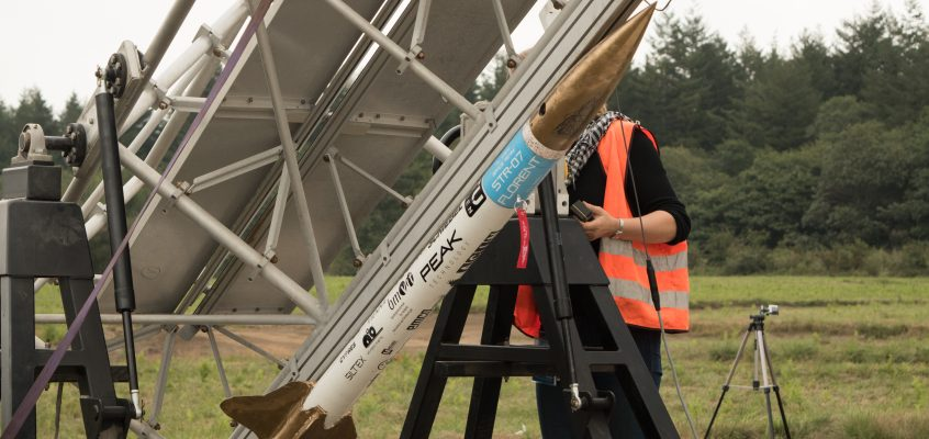 """How to build a rocket (on the basis of STR-07 """"Florent"""")"""