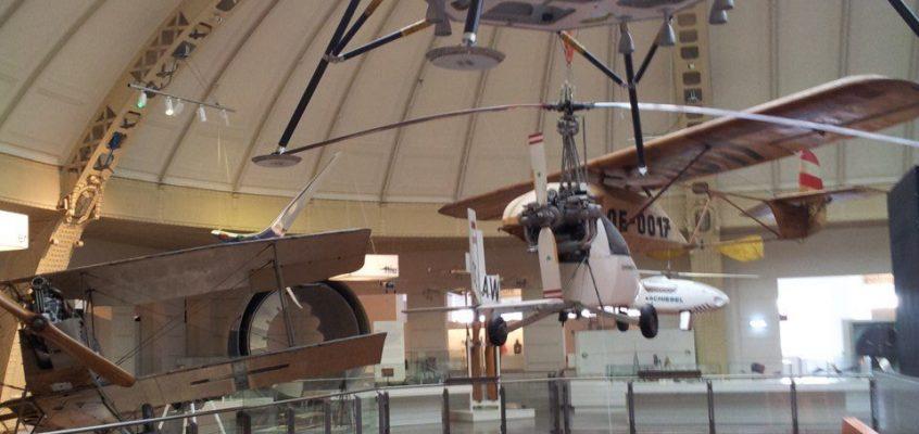 Lunar Landing Modul im Technischen Museum