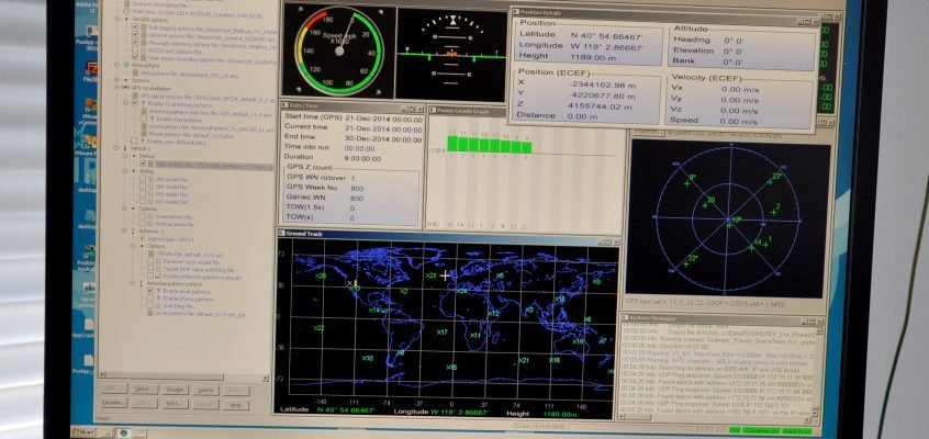 Validation of the GNSS-System