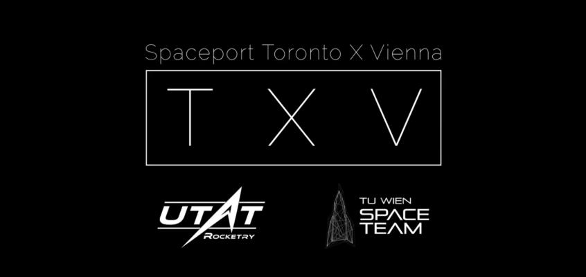 Teaser: TXV Spaceport Vienna-Toronto