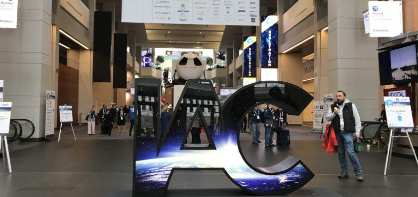 Besuch des IAC 2019