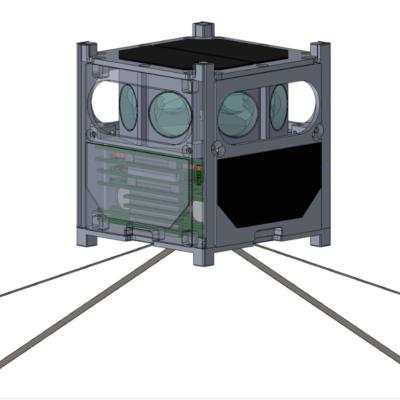 CubeSat DISCO ONE