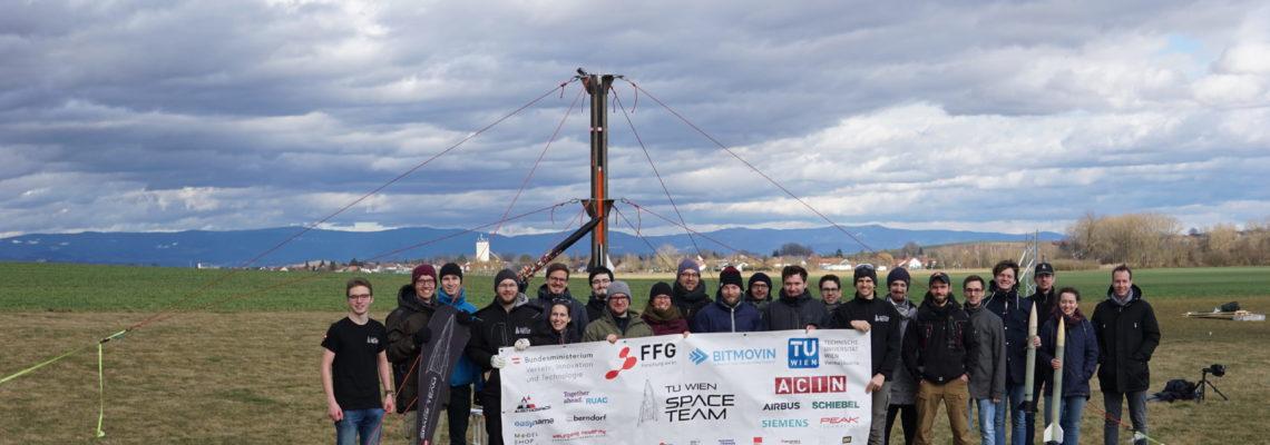 FIRST Flugtag und The Hound Raketenstart, Straubing 2020