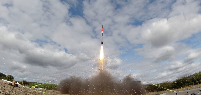 European Rocketry Challenge 2020