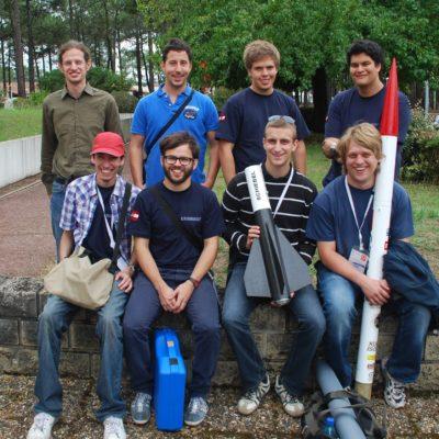 TU Wien Space Team mit STR-01