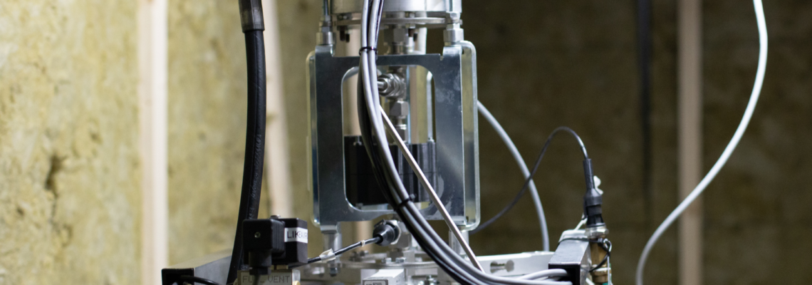 Teststandupgrade & Cold-Flow-Test