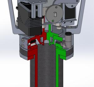µHoubolt Engine Render